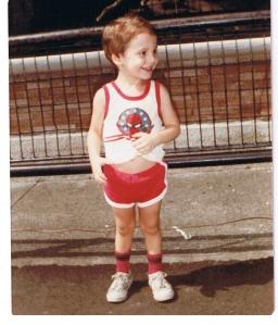 Josh Summertime-1983