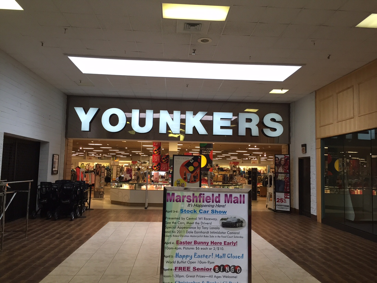 Younkers @Younkers Better brands, bigger savings. We've got the scoop on offers, style tips & tricks, and fashion-insider news. Use #Younkers to show us your for fashion.